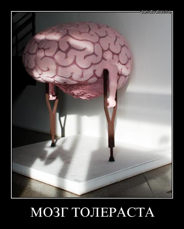 Мозг отключается картинки